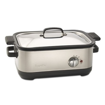 Breville Slow Cooker with EasySear�