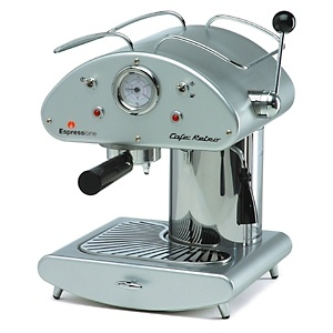 Espressione Cafe Retro - Residential Traditional Espresso Machine